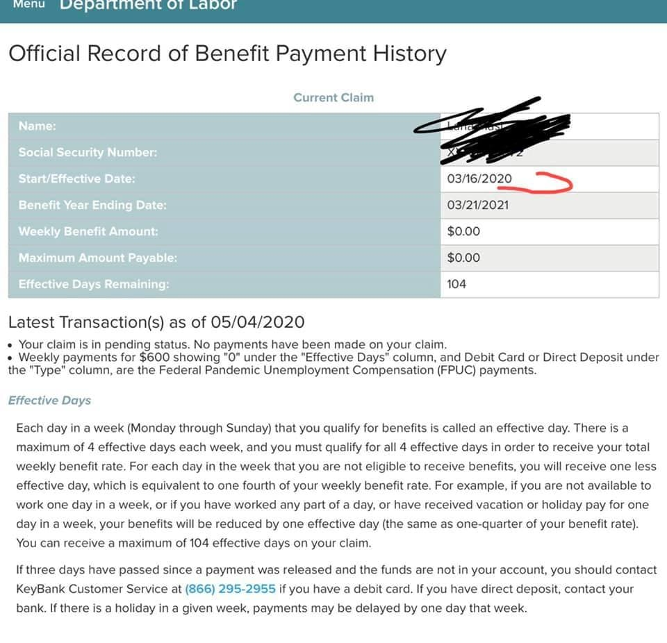 message from DOL Official Record of Benefit Payment History.png