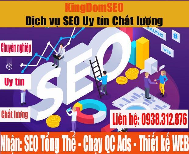 Dịch vụ seo Kingdomseo